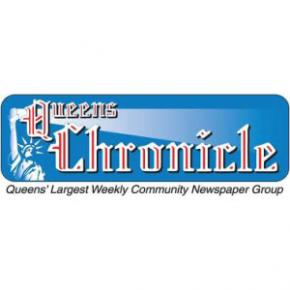 The Queens Chronicle logo
