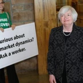 Janet Yellen Fed Up