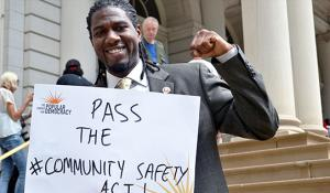 Community Safety Act Victory